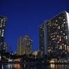 「ヒルトンハワイアンビレッジの花火」~毎週金曜日夜のワイキキビーチのイベント!!