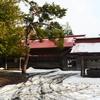 網走神社の船絵馬