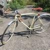 自転車のメンテナンスをしたよ。