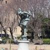 3月19日の鶴舞公園 桜開花直前