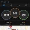 ランニングログ 9/21 ゆっくりジョグで40分!!体重落ちずに苦しい状況。