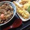 牛すき釜玉@丸亀製麺 2016#11