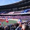 天皇杯準々決勝 横浜M×G大阪(日産)