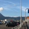 別府観光港から別府駅までお散歩。