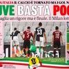 【試合後コメント】 2019/20 コッパ・イタリア準決勝 ユベントス対ミラン