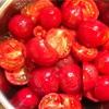 生トマトから作るフレッシュトマトソース