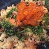【夫メシ】鮭とイクラのバター醤油炊き込みご飯、どっさり舞茸の和風炒め