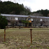 旧立丹生小学校の廃校舎