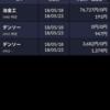 5/18振り返り(6902デイトレ、5480利益確定)