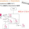 JAWS-UG朝会で、CloudFormation StackSets × AWS Organizationsの話をしました