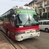 【国際バス】シェムリアップからバンコクまでバスで移動!2度目の陸路国境越え!