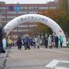 富山マラソン2017 DNS