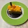🚩外食日記(810)    宮崎  「ニココペッシュ(Sweets Shop Nicoco Peche)」⑧より、【モンブランショート】【マンゴータルト】‼️