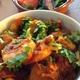 ✴︎紫人参を焼いて混ぜ込みサラダに:南瓜とパティパンスクワッシュのスパイス煮込みのその後。
