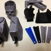 3Dプリンターで電子工作グッズ(冶具)を作る