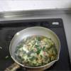 幸運な病のレシピ( 1255 )朝 :モツカレー(圧力鍋で下茹で+保温鍋)、ニラスープ