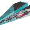 紙飛行機専用紙ハイタカソニック 初音ミクバージョン