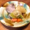 豚肉ブロックでたっぷり野菜の煮物