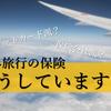 【クレジットカードvs保険会社】海外旅行の保険どうしていますか?