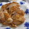 幸運な病のレシピ( 1942 )朝:鶏モモ網焼き、鮭、イナダ、ししゃも、豚色々炒め、なめこ煮つけ、味噌汁、マユのご飯