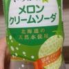 【感想・レビュー】いろはす メロンクリームソーダの味は?飲んでみた感想!