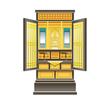 仏壇の処分は難しい、隠し引き出しには注意が必要