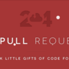 24 Pull Requests の紹介