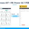 Senses データをPower BI で可視化