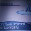 【ポケモンBW2】ハルヤのポケモン日記3rd 15日目~vsアクロマ~