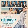 「ガーンジー島の読書会の秘密」ガーンジー島を舞台にした本が取り持つラブミステリーという映画ですが…