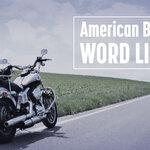 【アメリカンバイクカスタム101個の用語】一覧まとめ|初心者必見