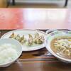 中華料理竜丹コスパ最強ギョーザライス