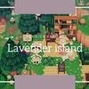 【あつ森】高低差のある自作マイデザインで飾られた可愛い島【島レポ】