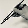 【図説つき】おれの箸の持ち方