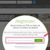 スペイン版グルーポンの登録方法