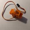 LEGOとATOM LiteでDIYリモコンカー 3 (サーボモータを動かしてみる 1/2)