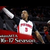 Kentavious Caldwell-Pope Full Highlights 2017.02.01 vs Pelicans - Career-HIGH 38 Pts, 8 Threes!