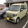 石川県でN-VANに乗ってロマンを追いかけています