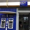 バリの銀行