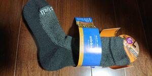モンベルのWICトレッキングソックス靴下(厚手パイル)は履き心地抜群でウォーキングにもおススメ
