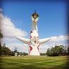 太陽の塔 70メートルの縄文土偶と岡本太郎さん