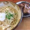 20170519 昼めしに「とらや」で沖縄そばを食う【これはうどんか?9食目】