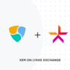Lykke Exchange、NEM(XEM)に登録