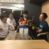 ビットフォレスト福岡オフィス開設記念パーティは夜の1時を超えて・・