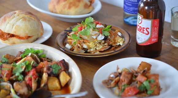 日本人の舌に超なじむ「ポルトガルのローカル飯」は家飲みの最適解かもしれない【旅料理人直伝の3皿】