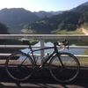 ロードバイク easy ride de 安濃ダム