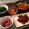 ☆今夜はとことん韓国料理♪