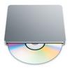 macOS Mojave デスクトップにDVDアイコンが出なくなってしまった時の対処