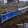 第1166列車 「 甲54 JR東日本 GV-E400系の甲種輸送を狙う 」