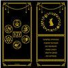 ツキウタ。 THE ANIMATION ハードカバーチケットケース Six Gravity/Procellarum 2017年9月頃発売予定